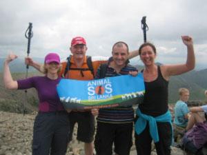3 Peak Challenge – July 2012
